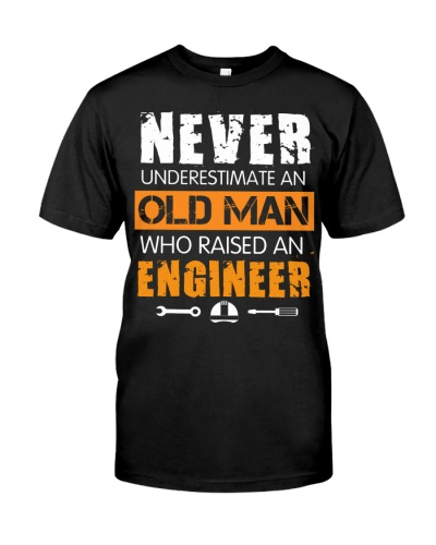 Old Man Who Raised An Engineer