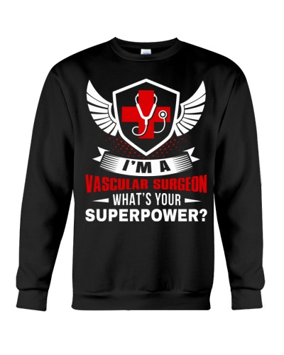 Whats Your Superpower Vascular Surgeon