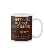 Vintage Audio Engineer Knows More Than He Says Mug thumbnail