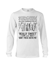 Surgeon An Odd Combination Of Really Sweet Long Sleeve Tee thumbnail