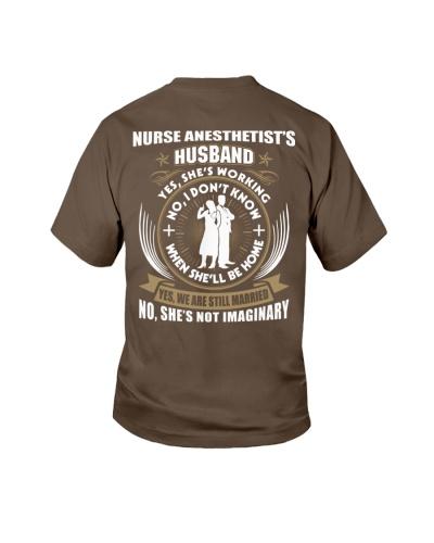 Nurse Anesthetist's Husband