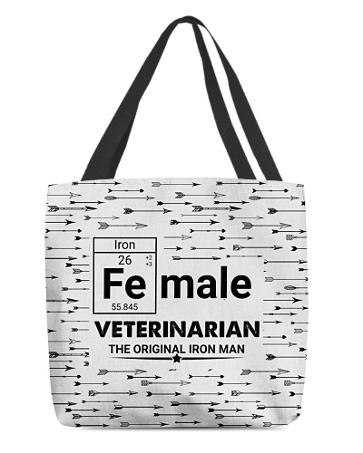 Female Veterinarian Arrow