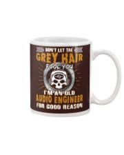 Dont Let Grey Hair Fool You Audio Engineer Mug thumbnail