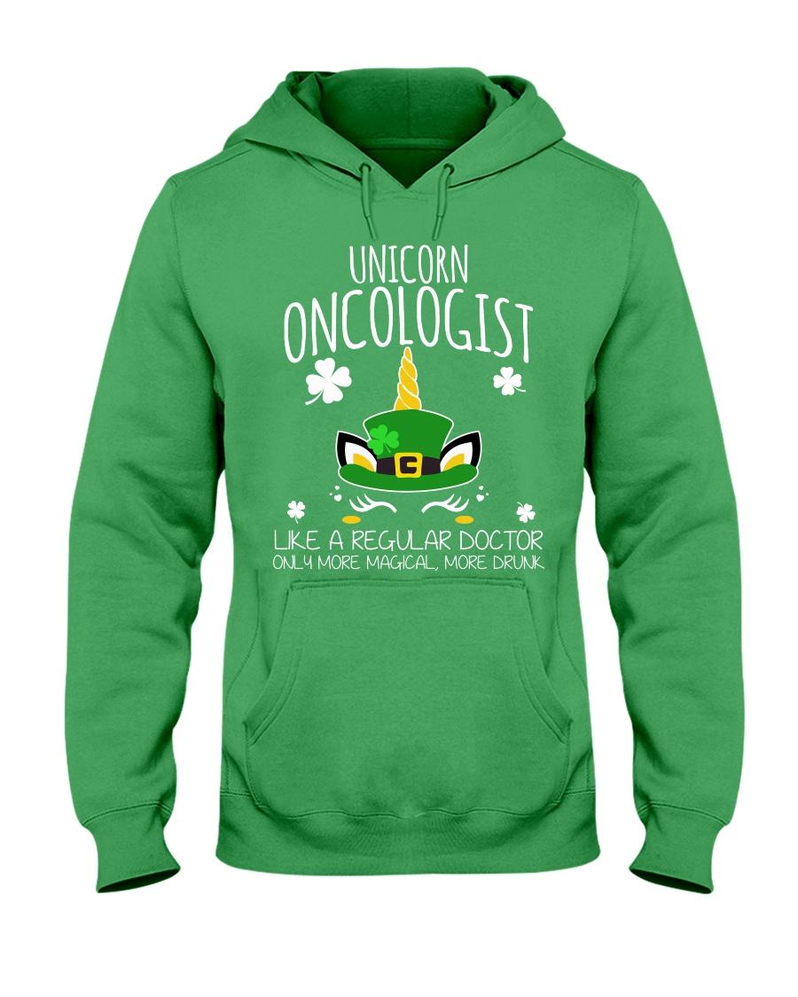 Unicorn Oncologist Like A Regular Doctor Hooded Sweatshirt