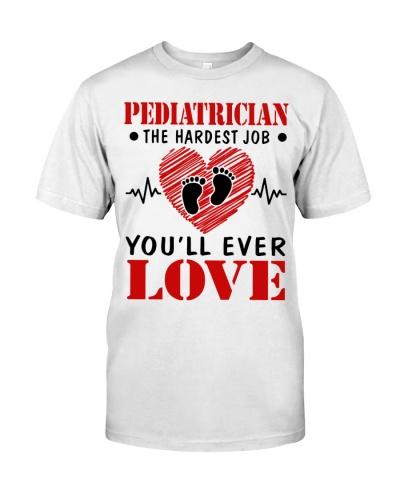 Pediatrician The Hardest Job You'll Ever Love