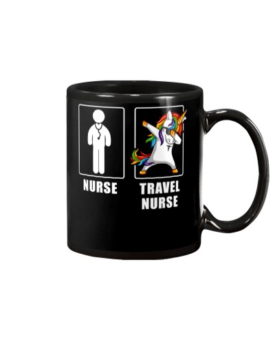 Travel Nurse Men