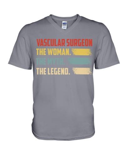 Vascular Surgeon The Woman The Myth The Legend