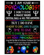 I Am Your Psychologist 11x17 Poster front