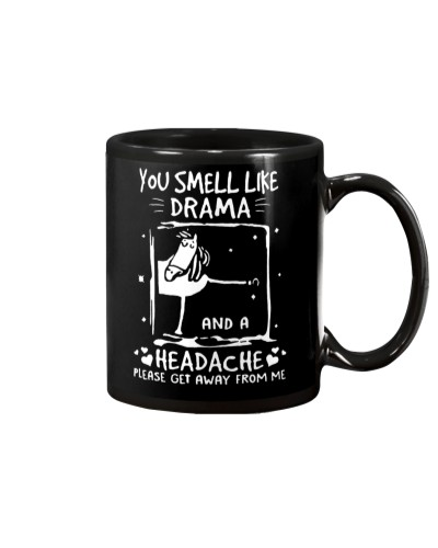 You Smell Like Drama Horse
