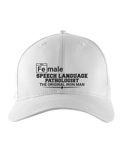 Female Speech Language Pathologist