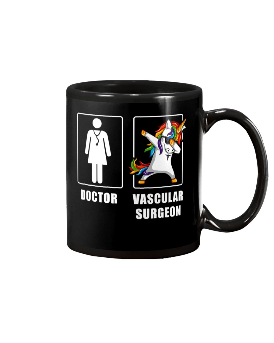 Vascular Surgeon Mug showcase