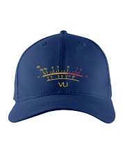 Vu Meter Embroidered Hat front