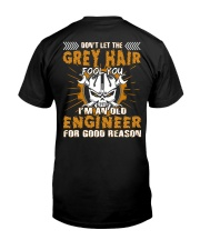 Dont Let Grey Hair Fool You Engineer Premium Fit Mens Tee thumbnail
