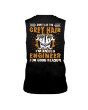 Dont Let Grey Hair Fool You Engineer Sleeveless Tee thumbnail