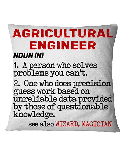 Agricultural Engineer Noun