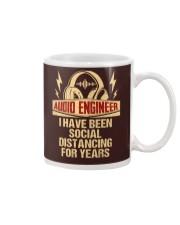 Audio Engineer I Have Been Social Distancing Mug thumbnail