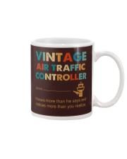Vintage Air Traffic Controller Knows More Than He Mug thumbnail