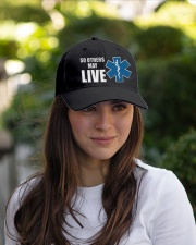 So Others May Live1 Embroidered Hat garment-embroidery-hat-lifestyle-07