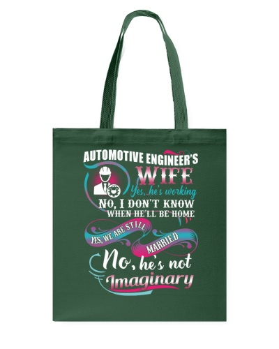 Automotive Engineer's Wife