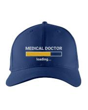 Medical Doctor Loading Med Student Embroidered Hat front