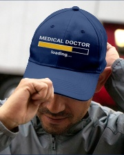 Medical Doctor Loading Med Student Embroidered Hat garment-embroidery-hat-lifestyle-01