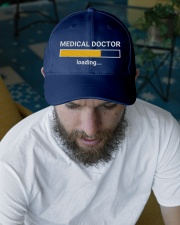 Medical Doctor Loading Med Student Embroidered Hat garment-embroidery-hat-lifestyle-06