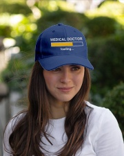 Medical Doctor Loading Med Student Embroidered Hat garment-embroidery-hat-lifestyle-07
