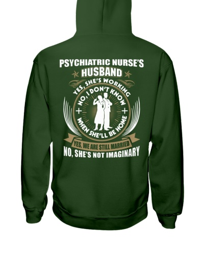 Psychiatric Nurse's Husband