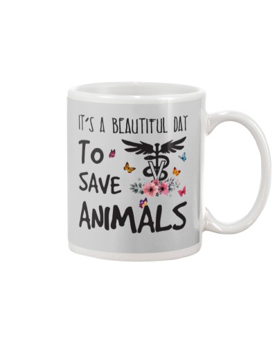 It Is A Beautyful Day To Save Animals