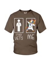 Other Vets Me Dabbing Youth T-Shirt thumbnail