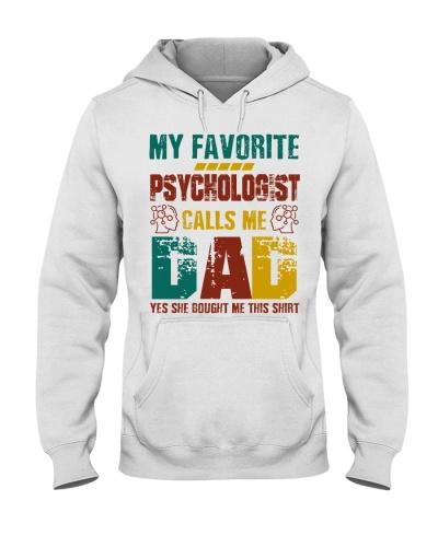 My Favorite Psychologist Calls Me Dad