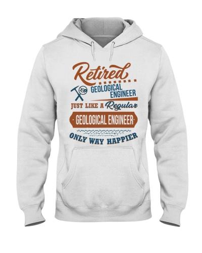 Retired Geological Engineer