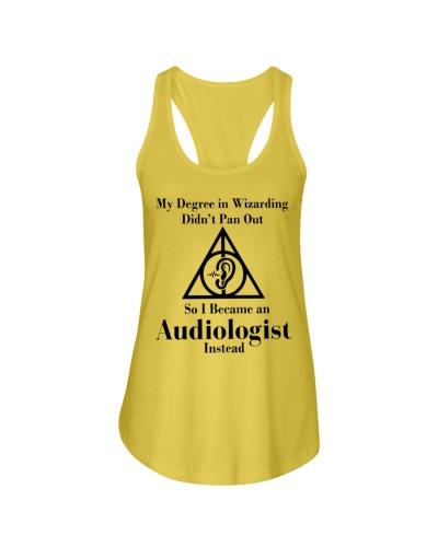 Wizarding Degree Audiologist