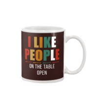 I Like People Mug thumbnail