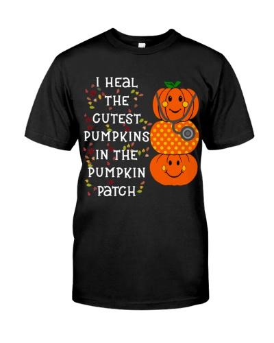 I Heal The Cutest Pumpkins