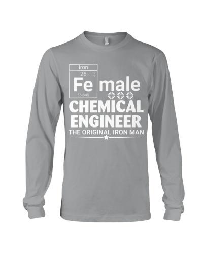 Female Chemical Engineer