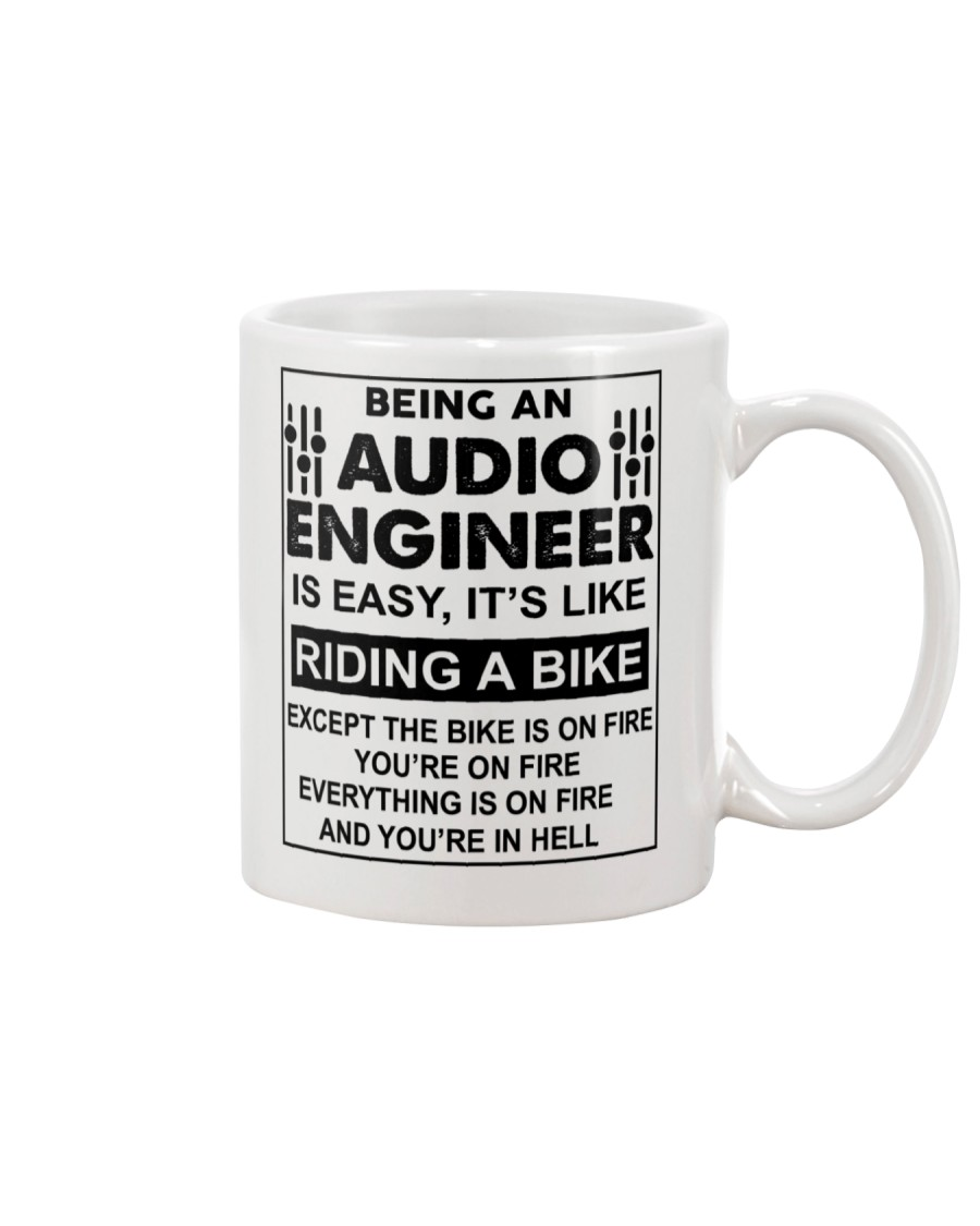 Being An Audio Engineer Is Easy Mug