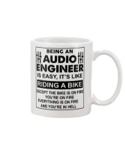 Being An Audio Engineer Is Easy Mug front