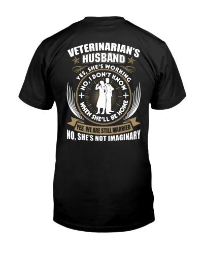 Veterinarian's Husband