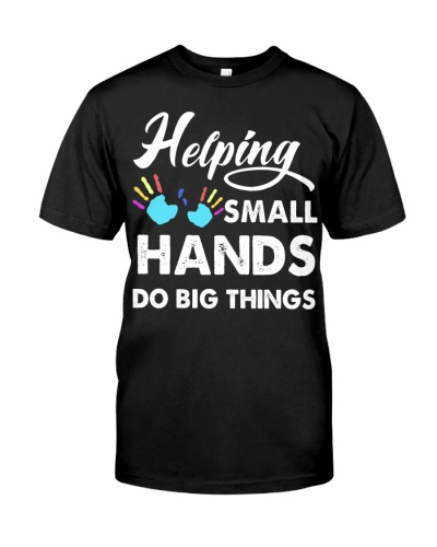 Helping Small Hands