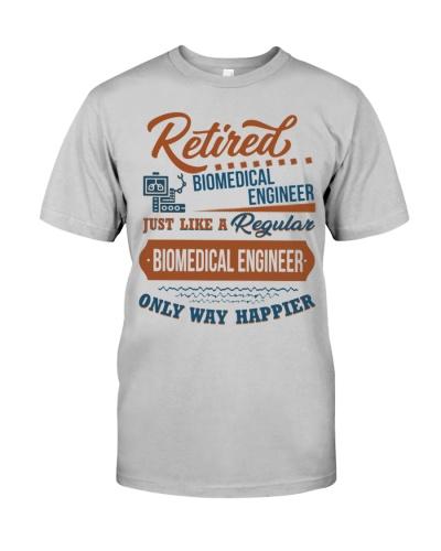 Retired Biomedical Engineer