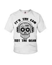It's The Ear Not The Gear Youth T-Shirt thumbnail
