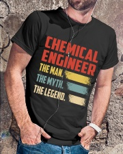Chemical Engineer The Man The Myth  Classic T-Shirt thumbnail