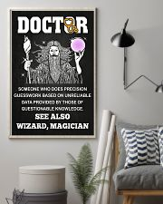 Doctor See Also Wizard Magician 11x17 Poster lifestyle-poster-1