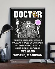 Doctor See Also Wizard Magician 11x17 Poster lifestyle-poster-2