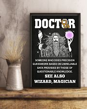 Doctor See Also Wizard Magician 11x17 Poster lifestyle-poster-3