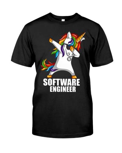 Software Engineer Unicorn Dabbing
