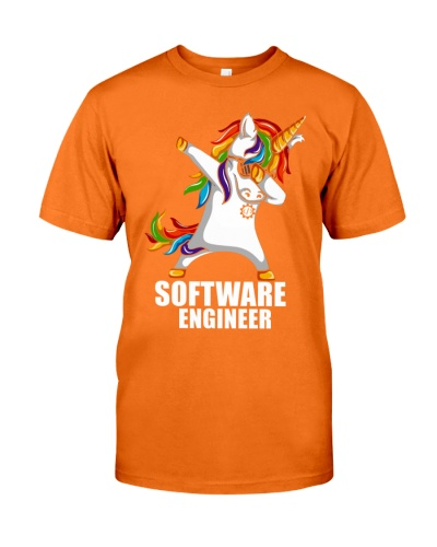 Software Engineer Unicorn Dabbing
