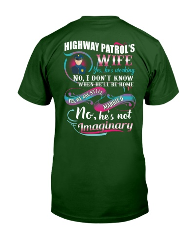 Highway Patrol's Wife