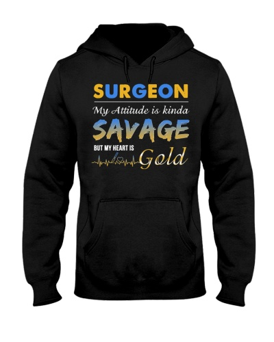 Surgeon My Heart Is Gold
